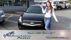 used cars sold at J&M Affordable Auto